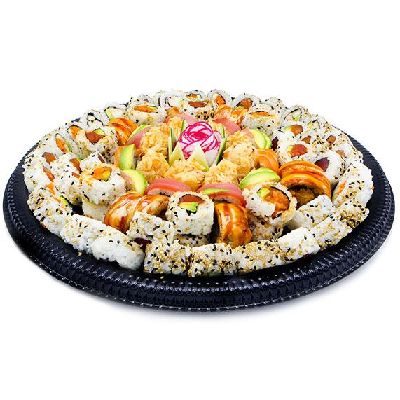 16″ Basic sushi platter