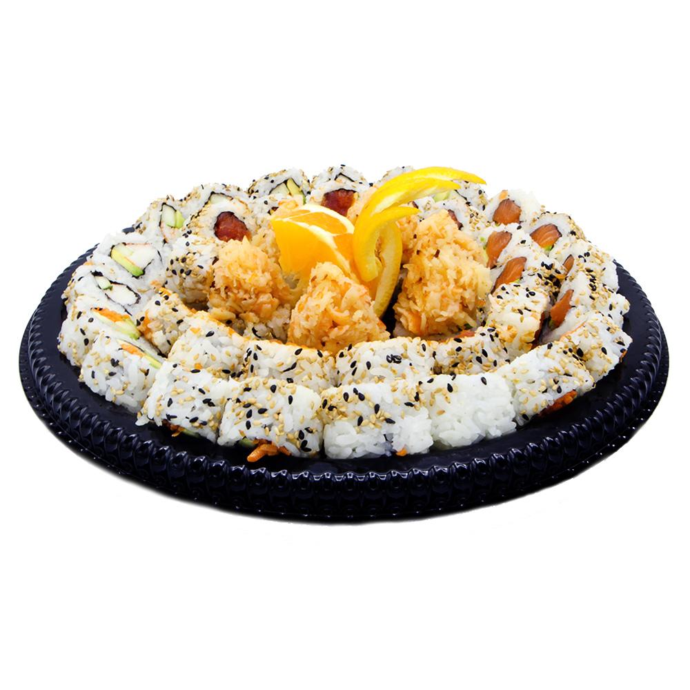 12″ Deluxe sushi platter