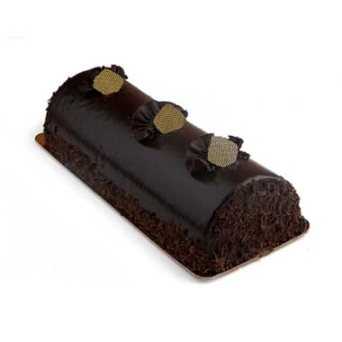 Chocolate Mousse Log
