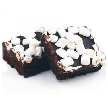Coconut Macaroon Brownie