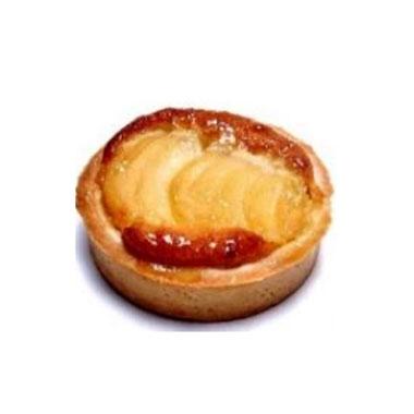 Pear Bourdalou  tart