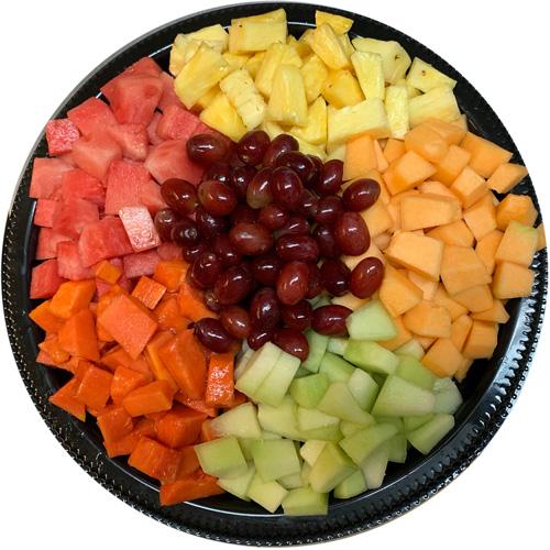 12″ fruit platter
