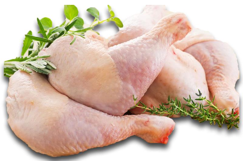 Chicken Legs, Glatt kosher