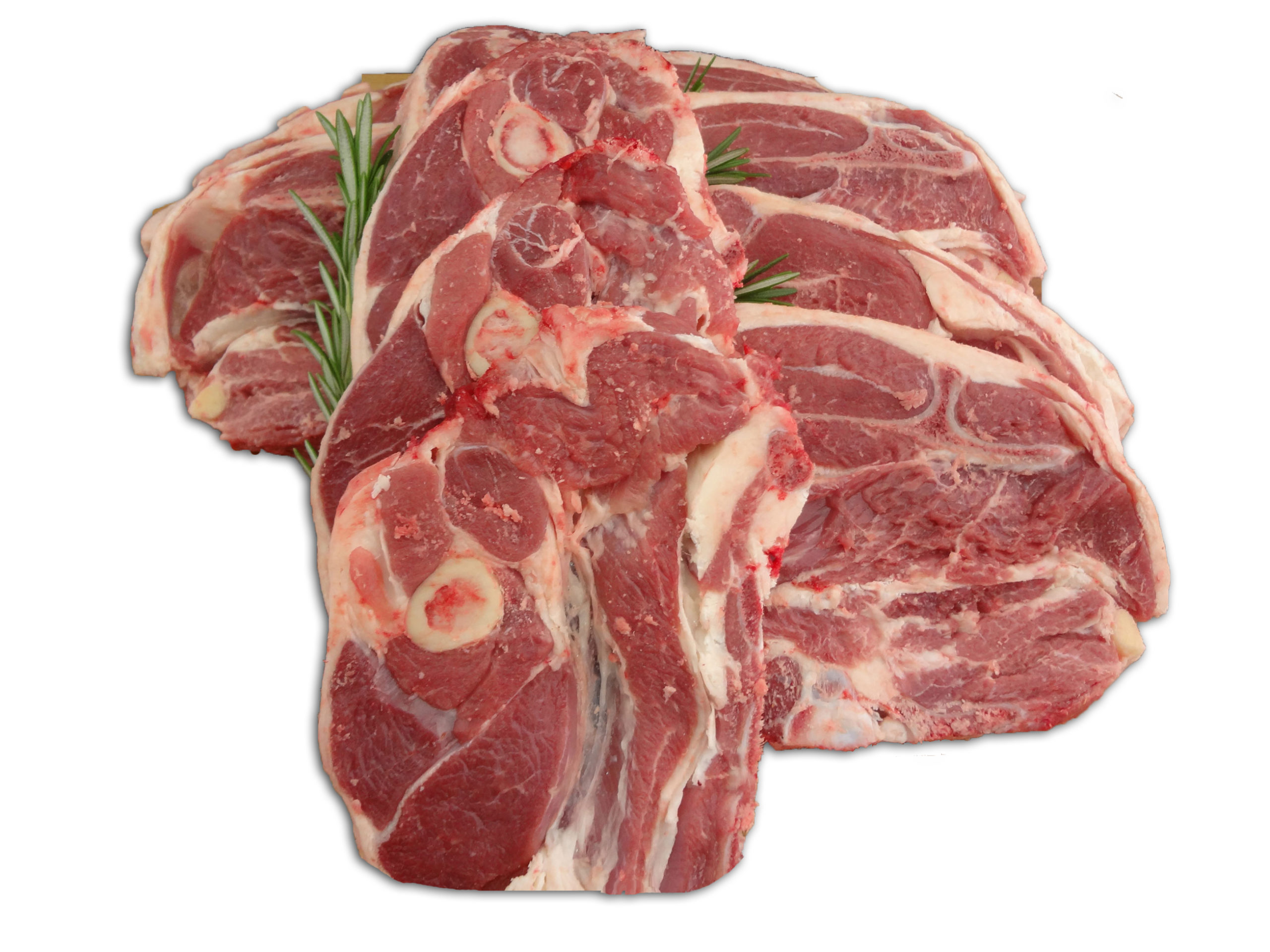 Lamb Shoulder Steak, Glatt kosher