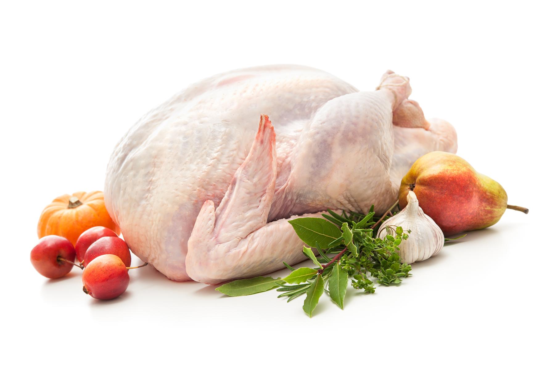 Whole Turkey, Glatt kosher