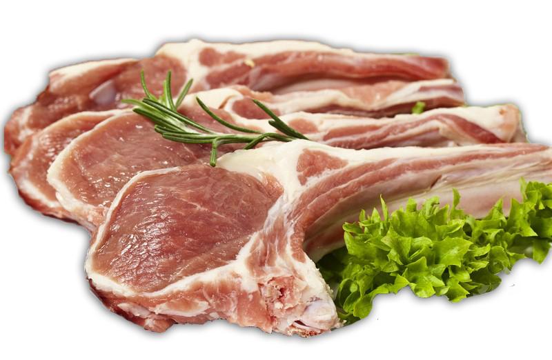 Veal Chops, Glatt kosher