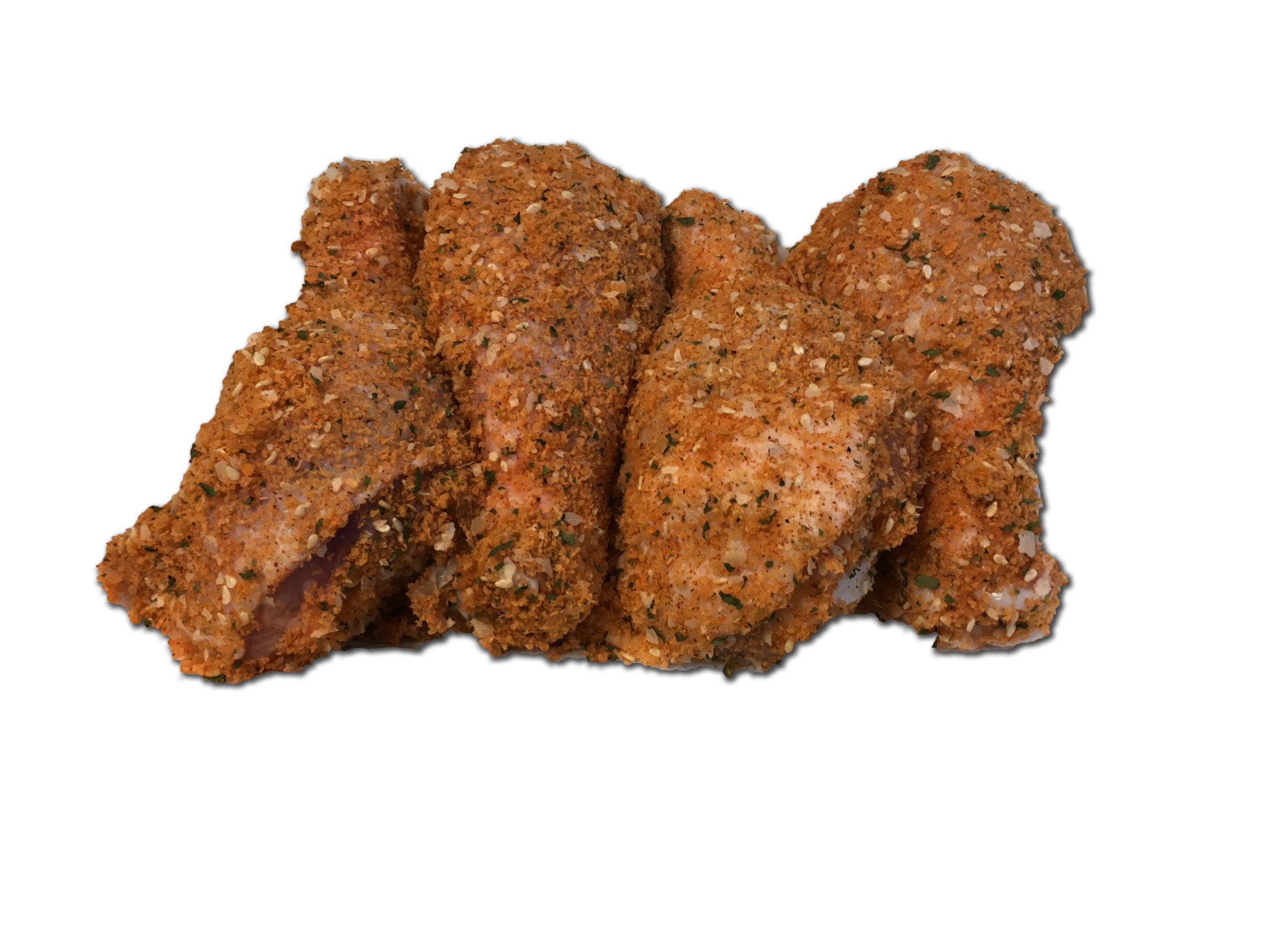 Breaded Drumsticks, Glatt kosher